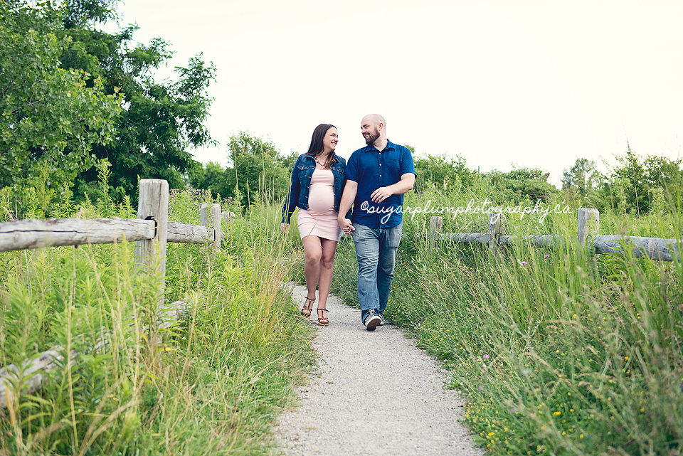 Maternity Toronto Outdoor Session