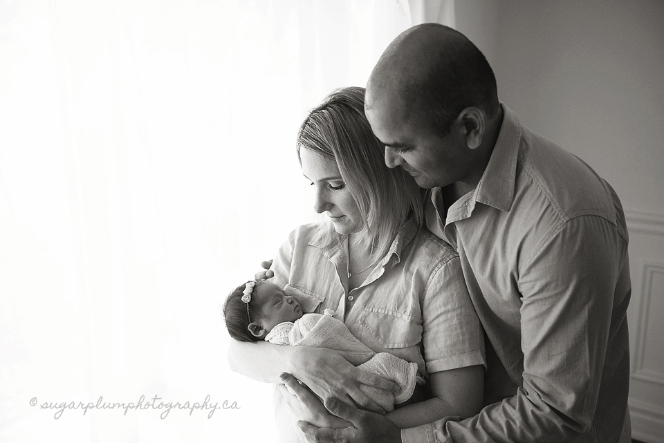 Luxury Newborn Photography Toronto