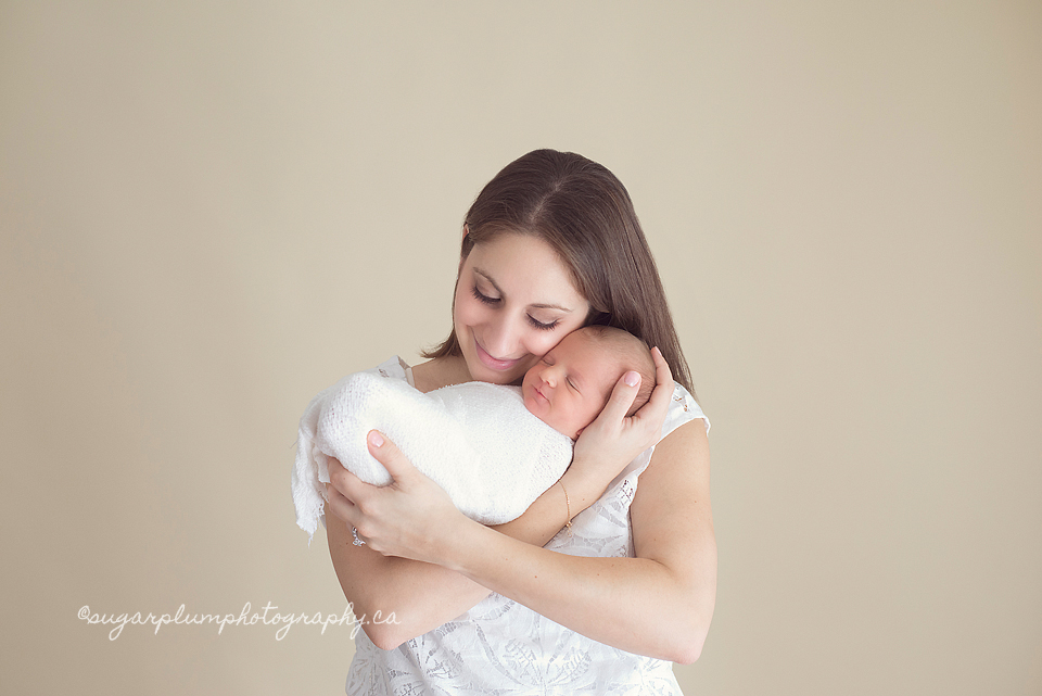 Toronto Newborn Photography Sugar Plum